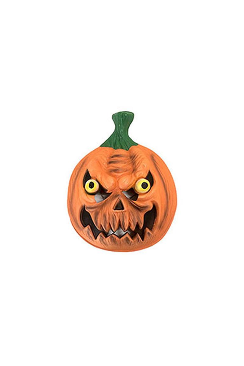 Halloween Balkabağı Maske 1 Adet