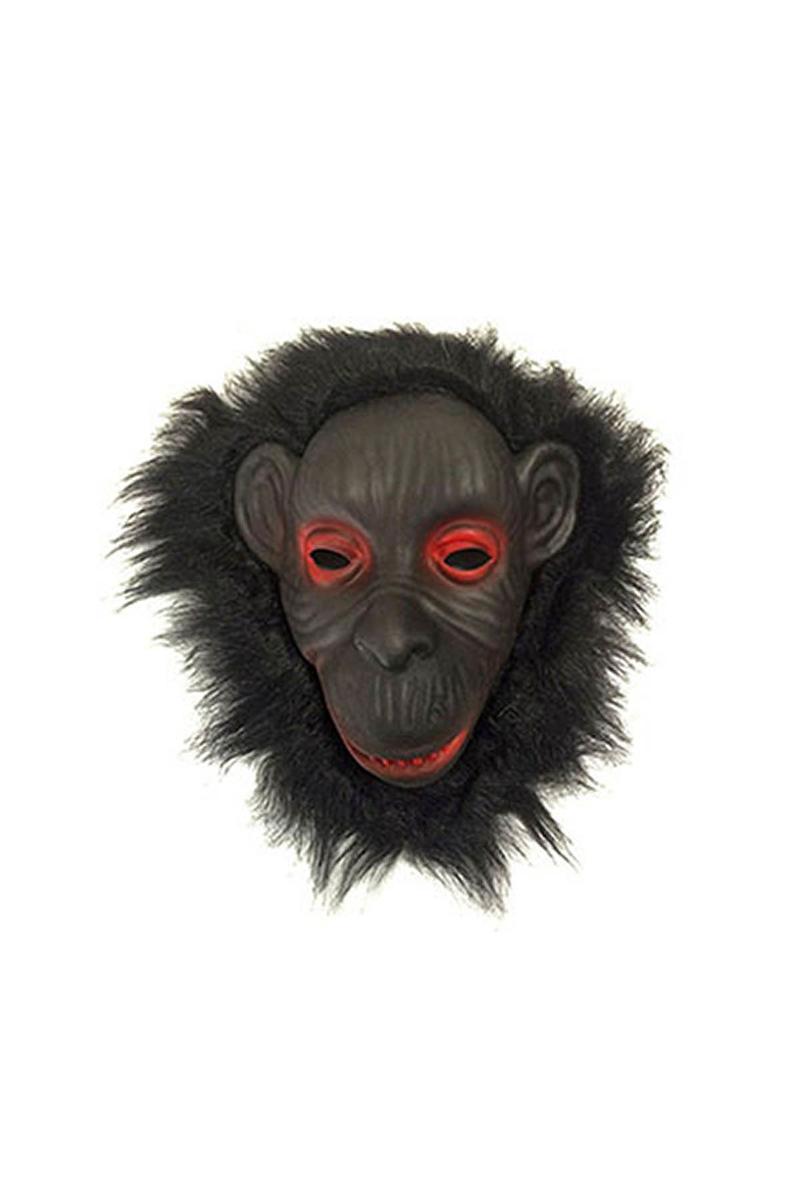 Cadılar Bayramı-Halloween Goril Maske 1 Adet