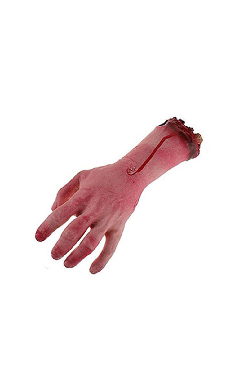 Halloween Kanlı Kesik Kol 1 Adet