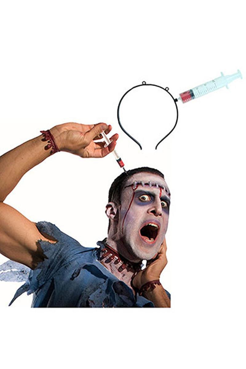 Cadılar Bayramı-Halloween Şırınga Korku Şakası 1 Adet