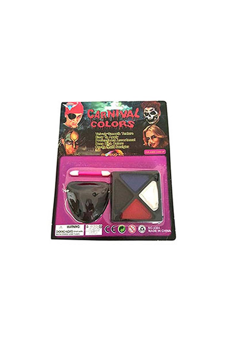 Cadılar Bayramı-Halloween Yüz Boyama Seti 2li