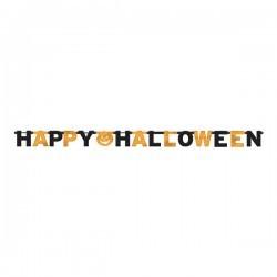 Happy Halloween Harf Afiş - Thumbnail