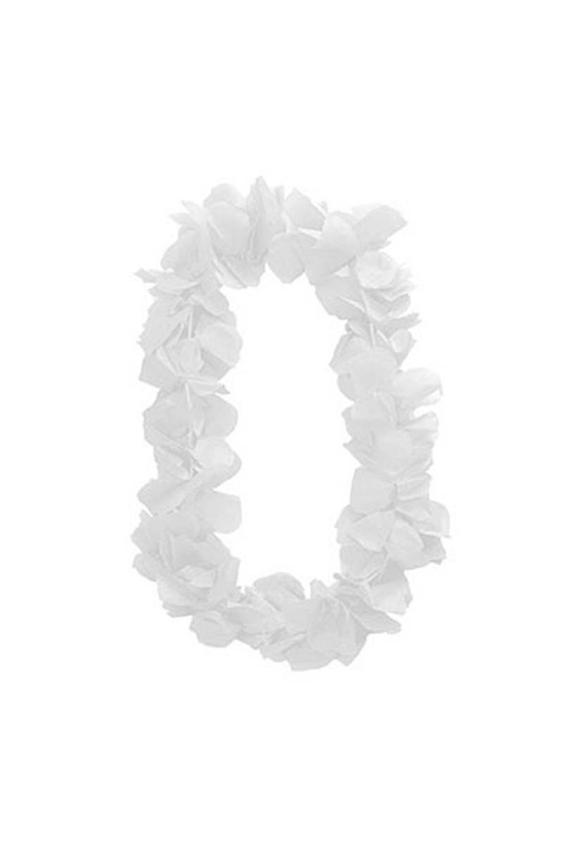 Havai Kolye Beyaz 135cm 1 Adet