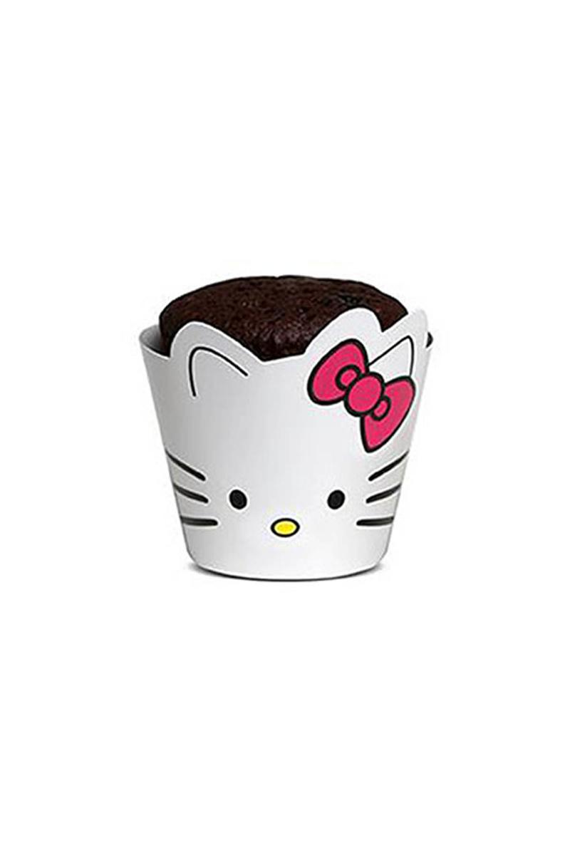 Hello Kitty Kek Tacı 12li