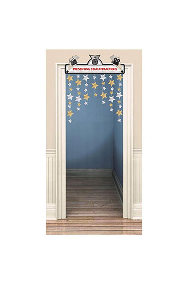Hollywood Yıldızı Kapı Süsü 1 Adet