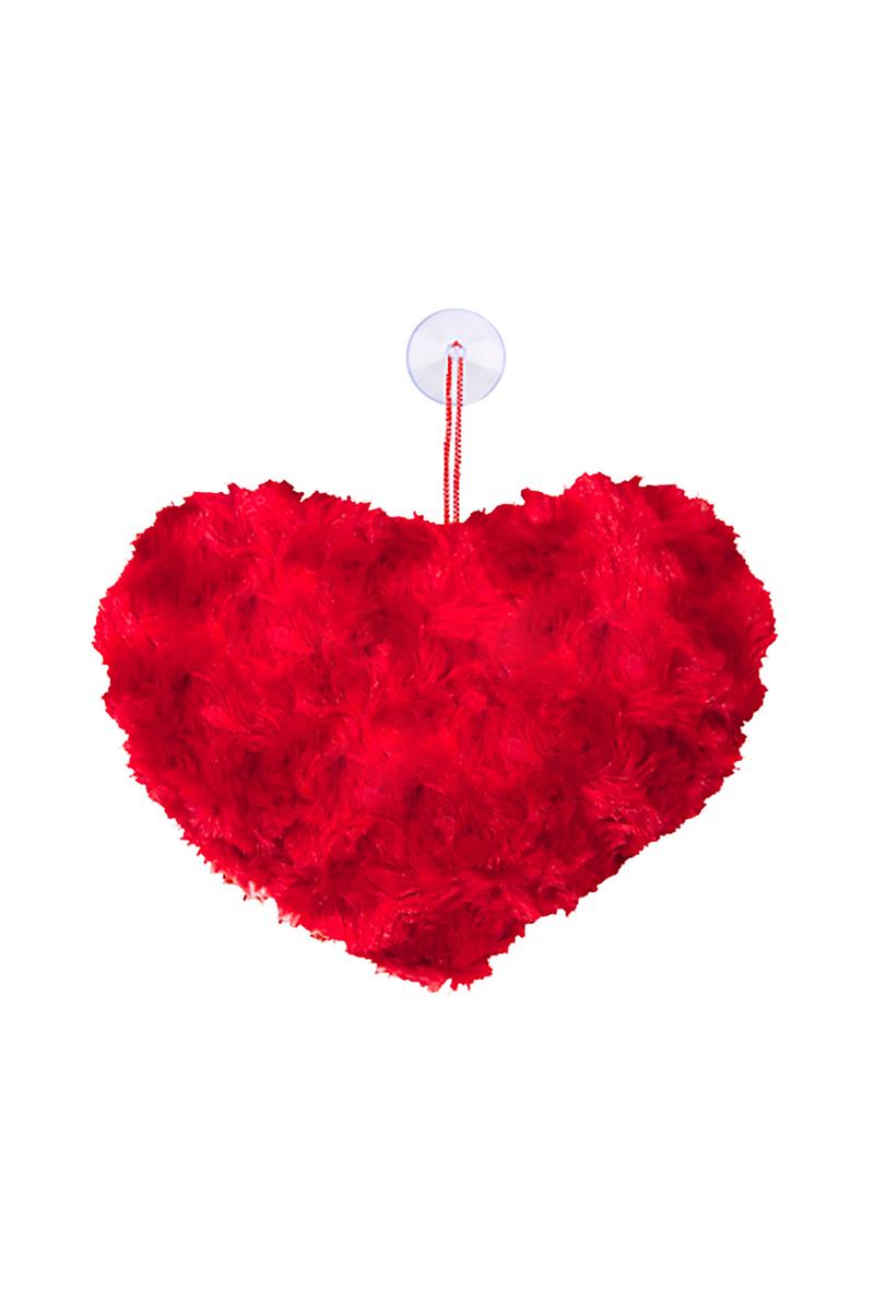 Peluş Hediyelik Kalp Yastık Asma Süs 1 Adet