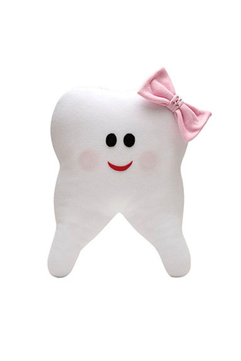 İlk Diş Kız Bebek Kapı Süs 1 Adet