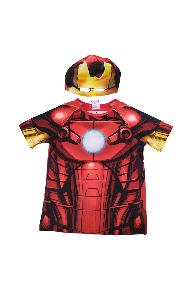 Ironman Yazlık T-Shirt 7-9 Yaş 1 Adet