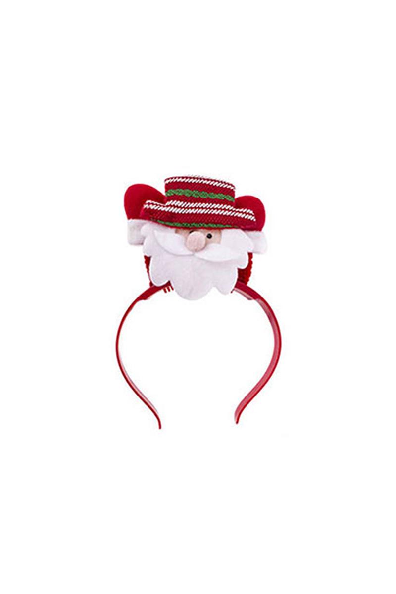 Işıklı Noel Baba Yılbaşı Taç 1 Adet