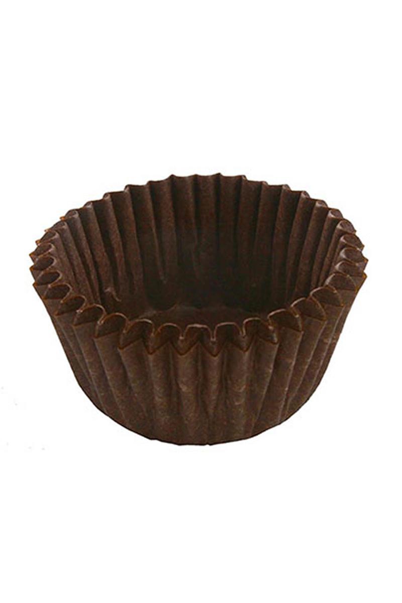Kahverengi Muffin Kağıdı 100lü