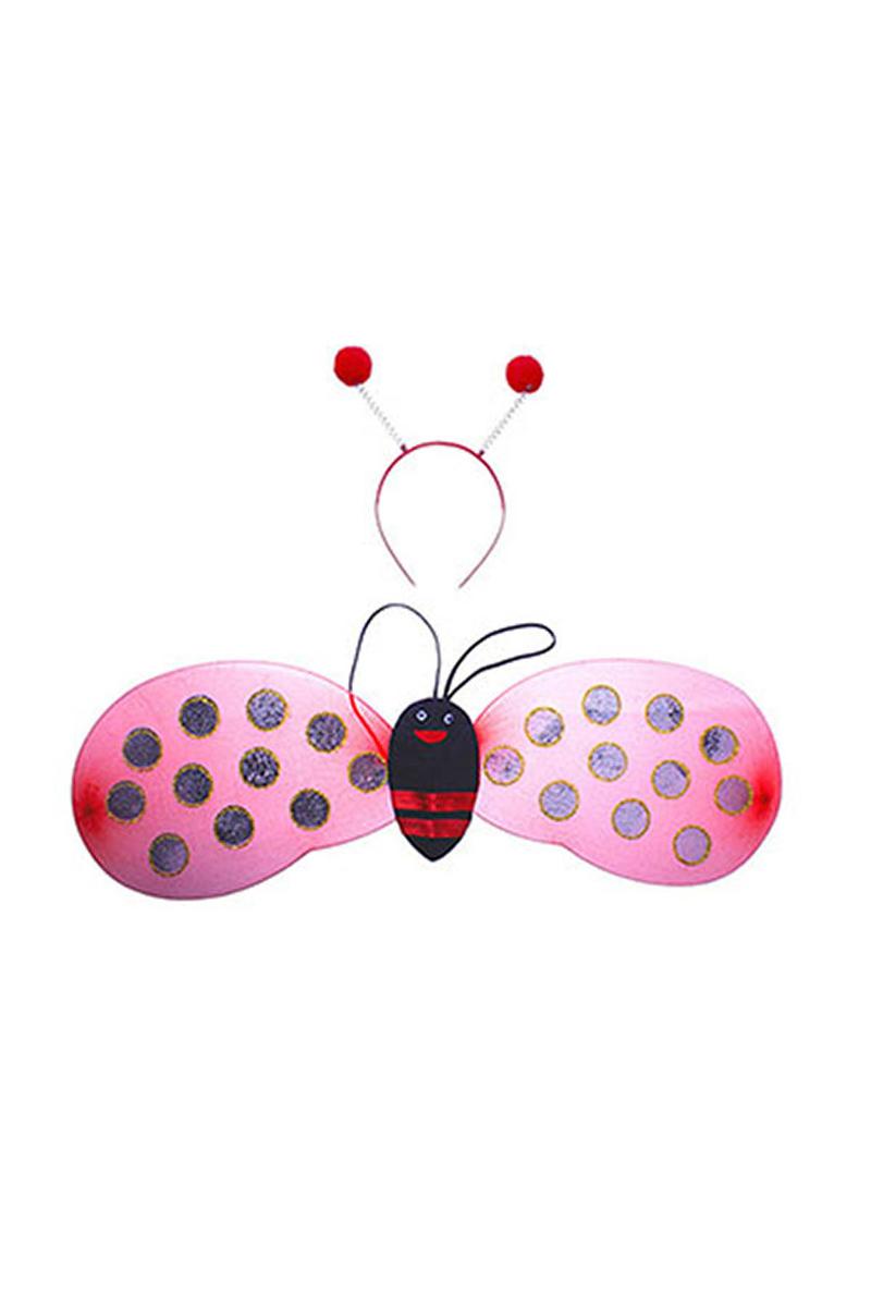 Kanatlı Uğur Böceği Seti 1 Adet