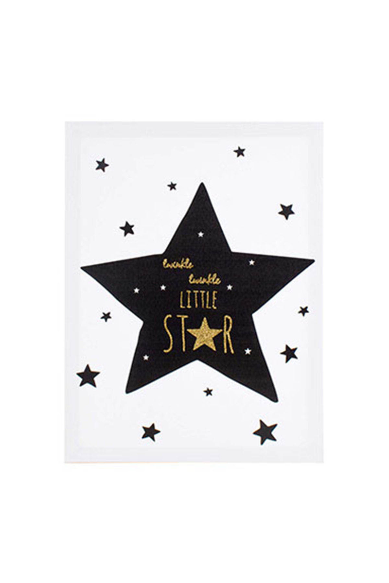 Kanvas Tablo Little Star 30x40cm 1 Adet