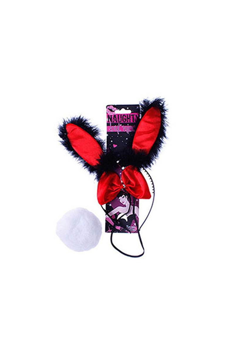 Kırmızı Tavşan Seti 3lü