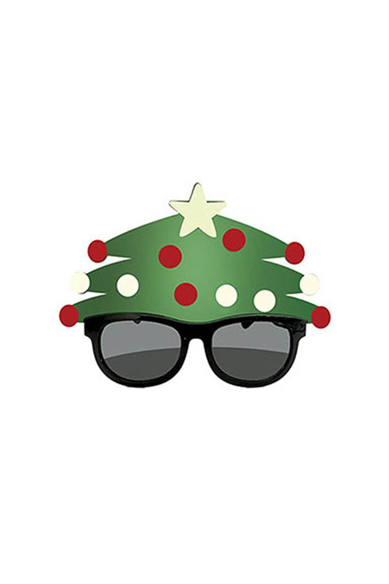 Yılbaşı Ağacı Parti Gözlük 1 Adet