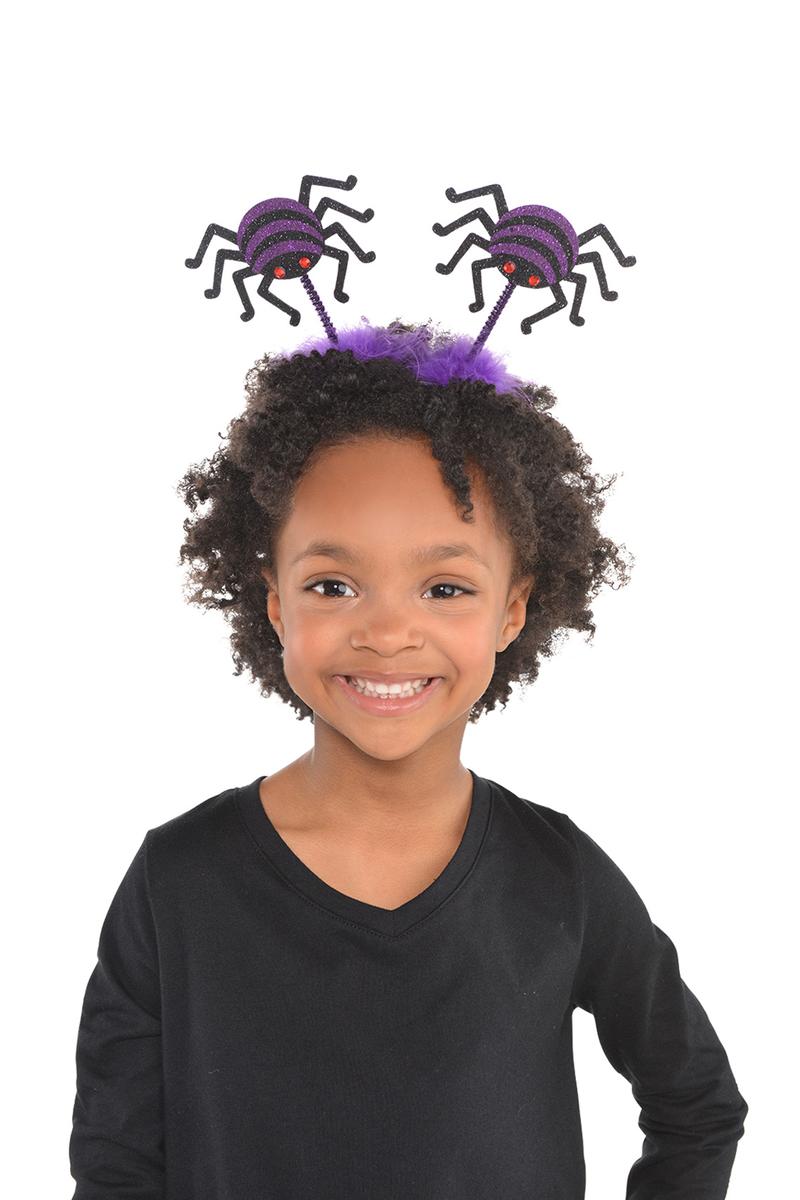Korkunç Örümcek Simli Taç İthal Lüks 1 Adet