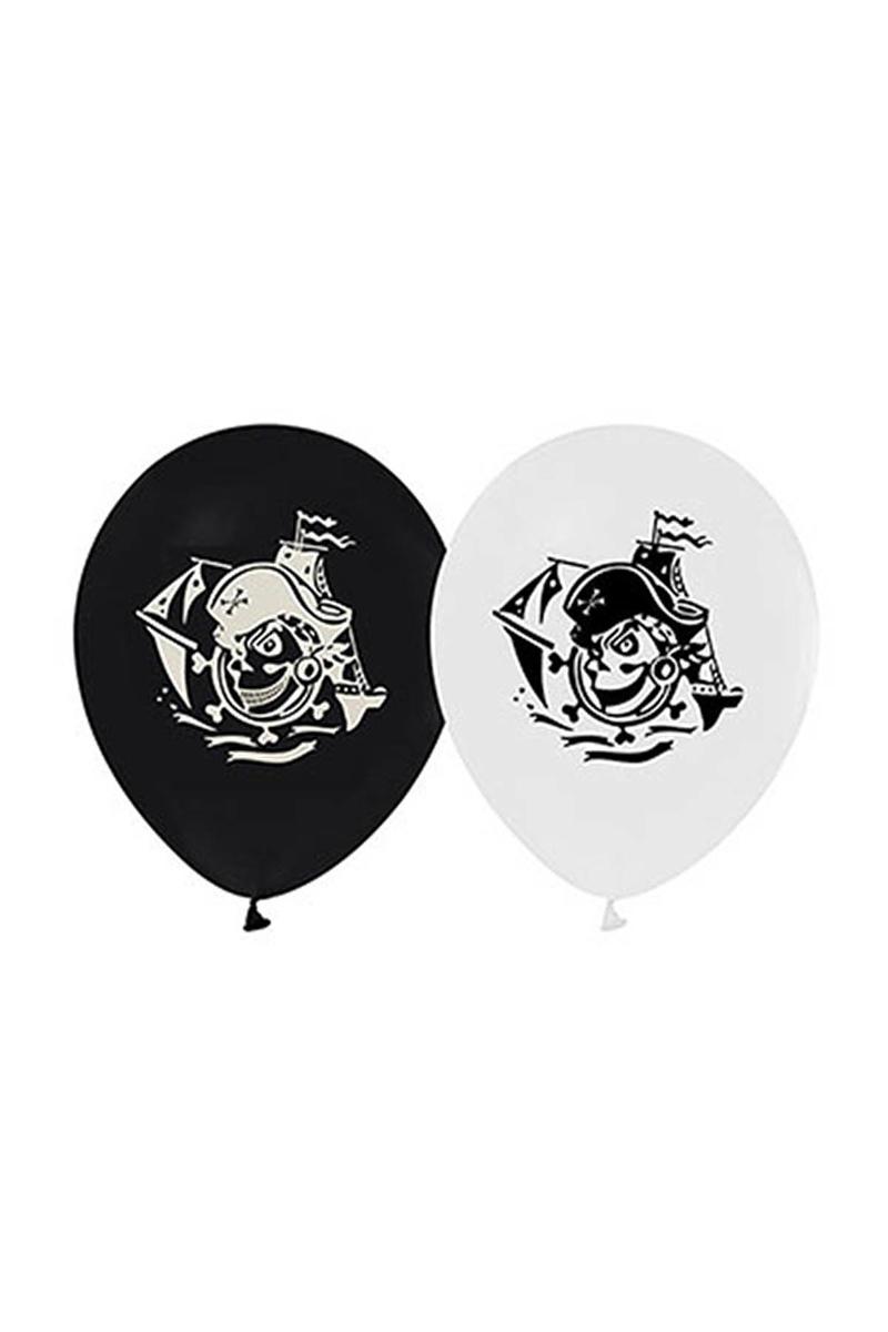 Korsan Baskılı Balon 10lu