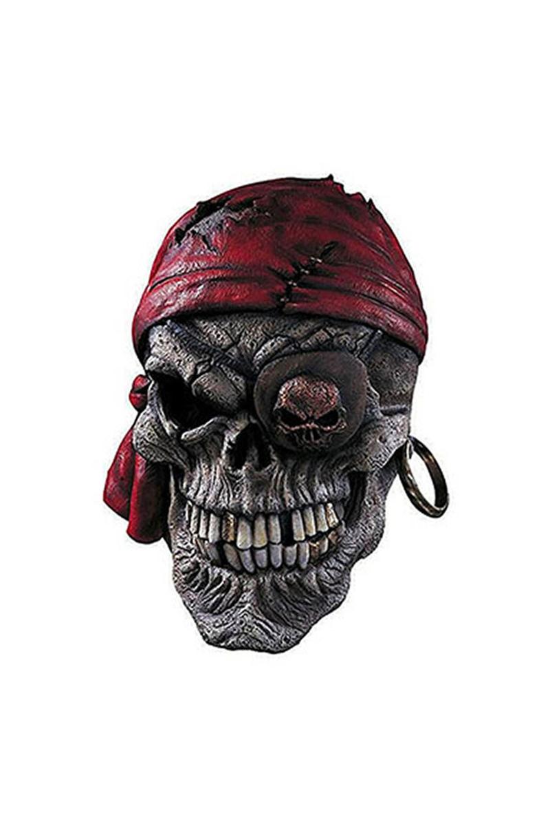Korsan Lüks Kurukafa Maske 1 Adet