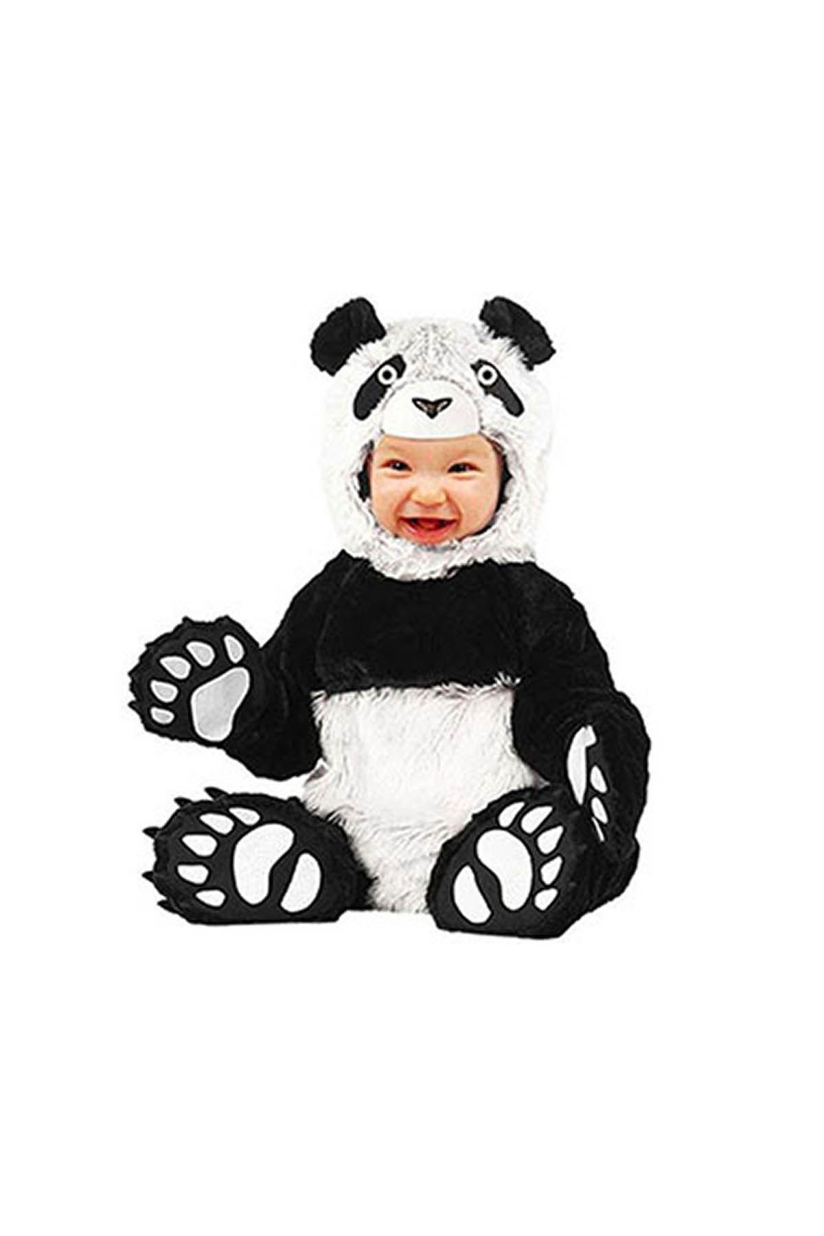 Kostüm Bebek Panda Kostümü 18-24 Ay