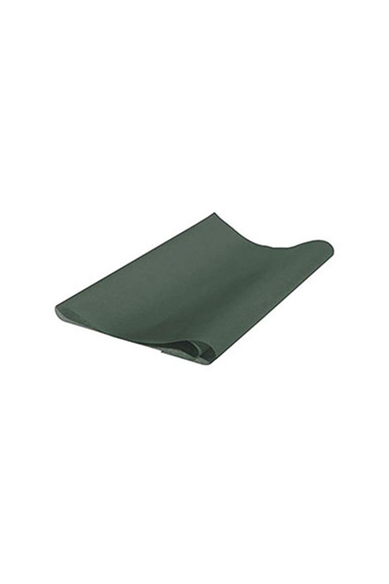 Koyu Yeşil Pelür Süs Kağıdı 10lu
