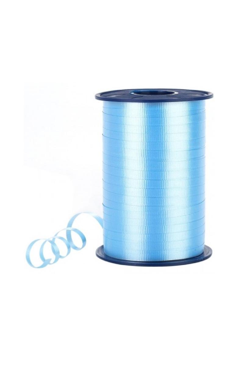 Mat Açık Mavi Rafya 8mm x 200m 1 Rulo
