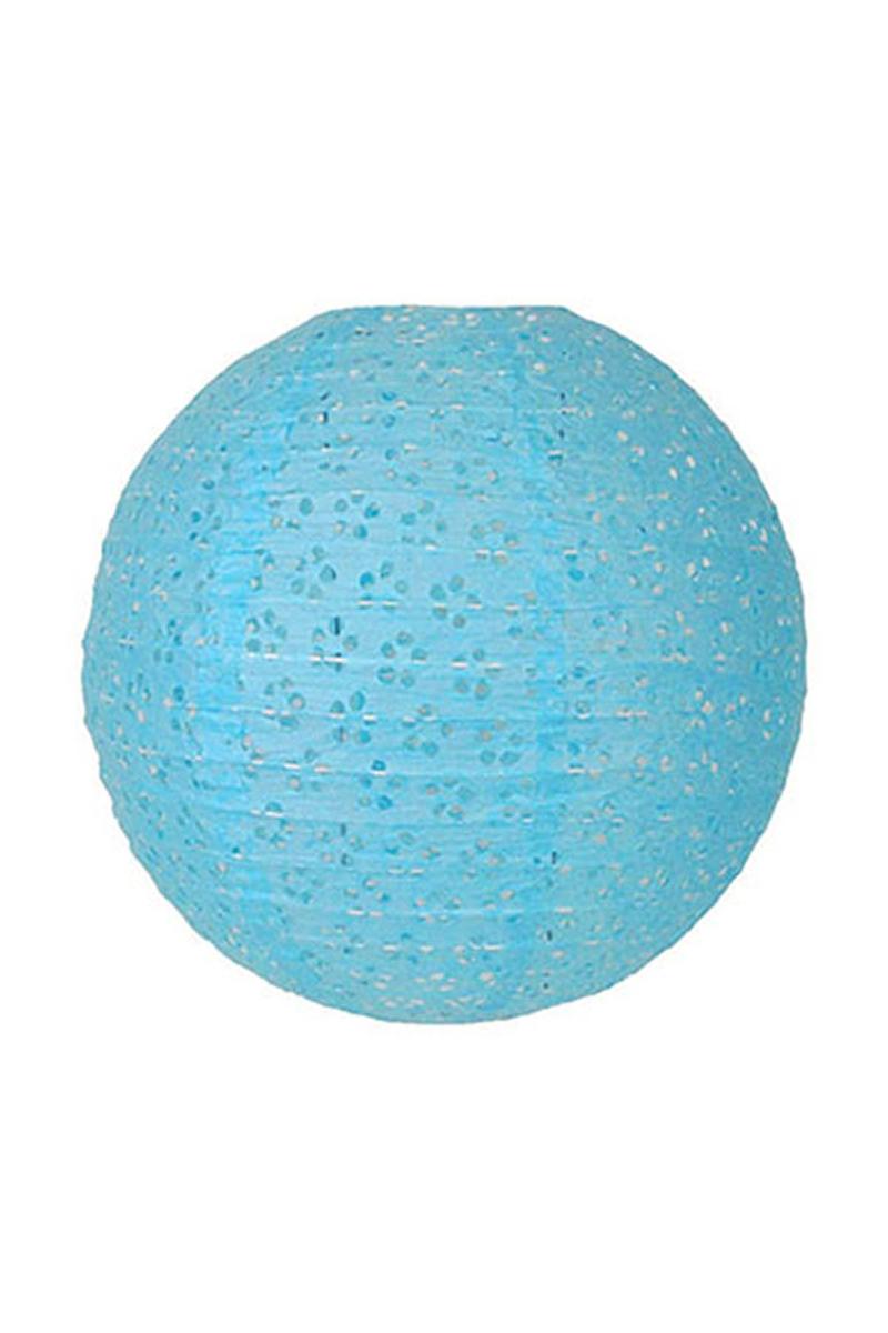 Mavi Dantel Fener 30cm 1 Adet