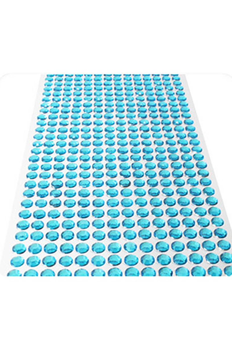 Mavi Elmas Sticker 100lü