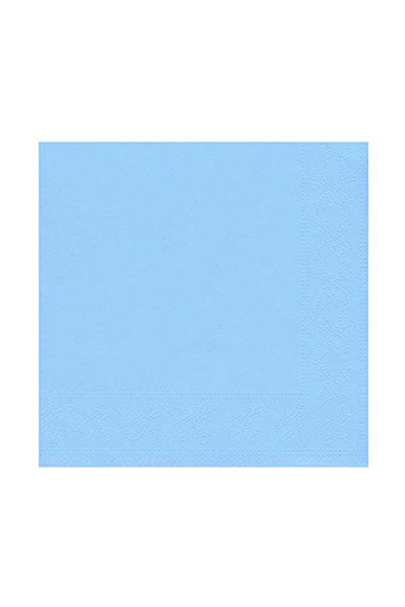 Kağıt Peçete Açık Mavi 33x33cm 50li
