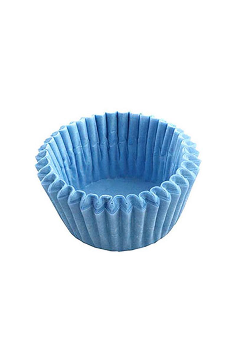 Mavi Mini Muffin Kağıdı 1000li