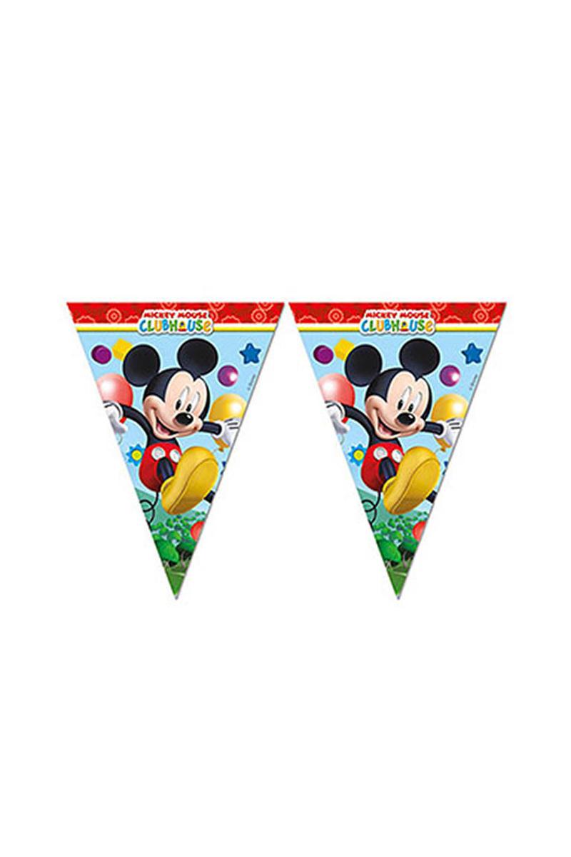 Mickey Playful Bayrak Afiş 1 Adet