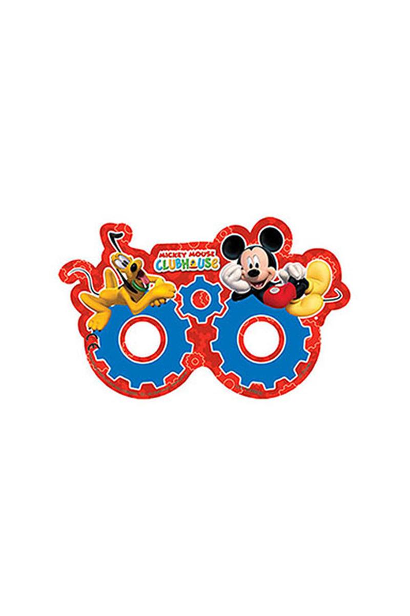 Mickey Playful Kağıt Maske 6lı