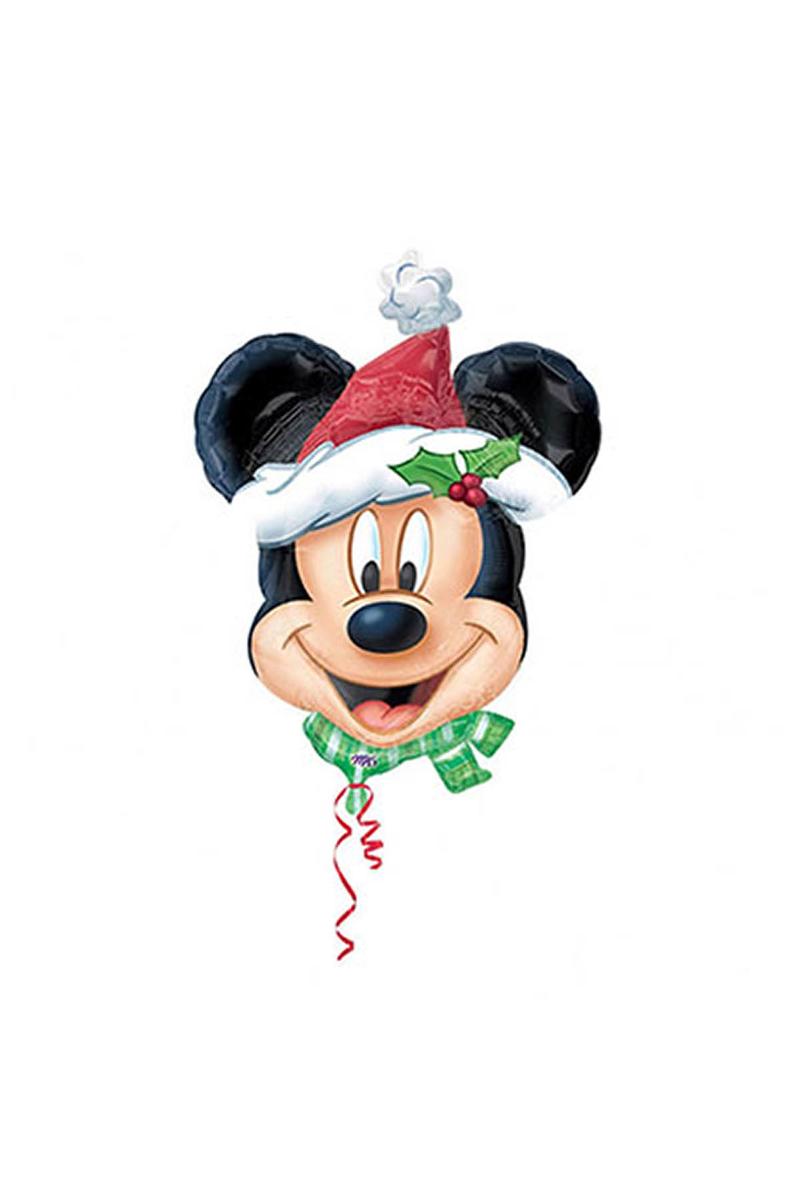 Mickey Yılbaşı SuperShape Folyo Balon 1 Adet