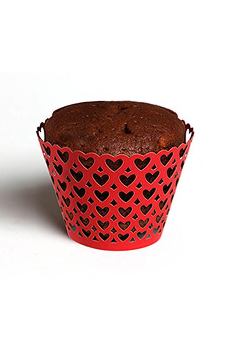 Minik Kalpler Kek Tacı 12 Adet
