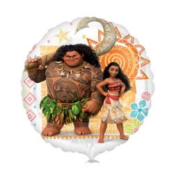 Moana Folyo Balon 43cm - Thumbnail