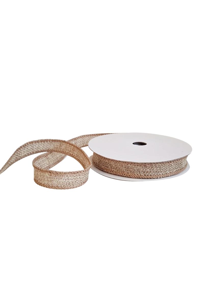 Naturel Paket Süsleme Kurdelesi 1,5cm 10m 1 Adet