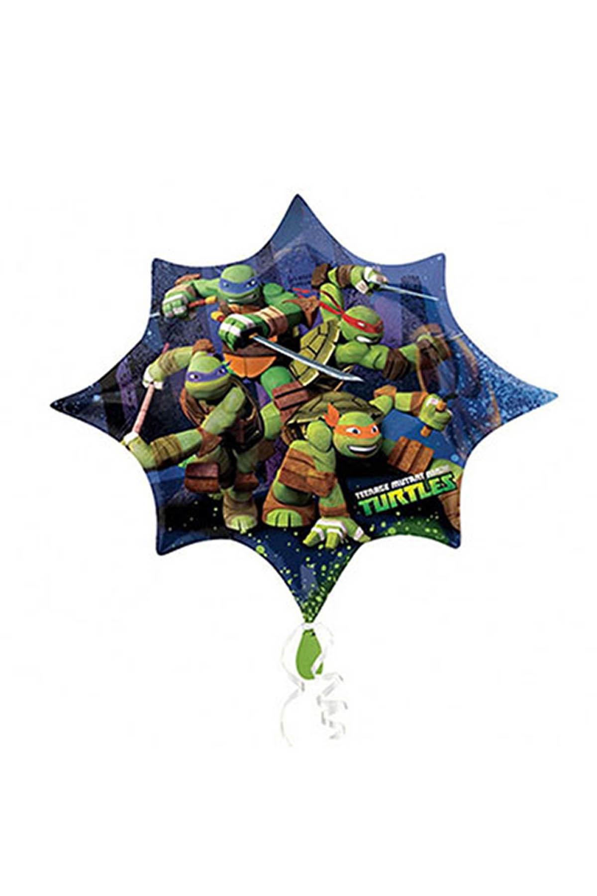 Ninja Turtles Folyo Balon 45 cm