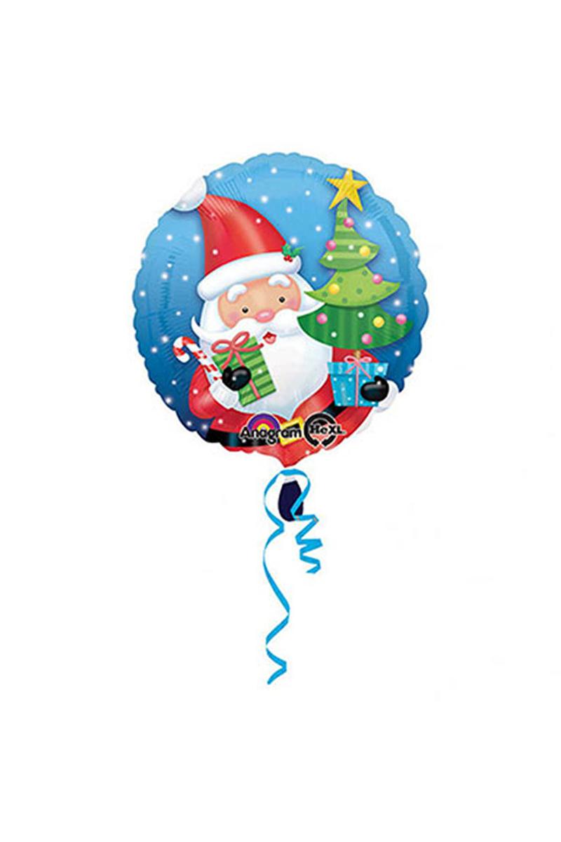 Noel Ağacı Folyo Balon 43cm 1 Adet
