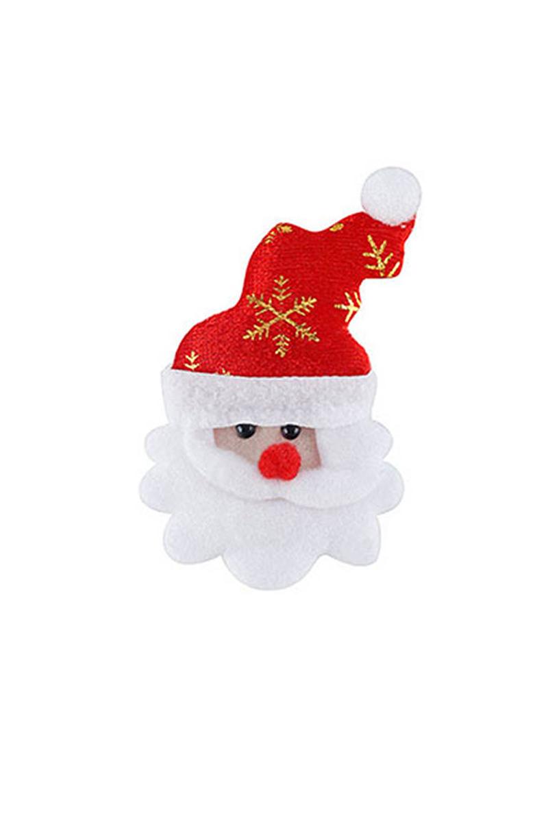 Noel Baba Rozet 1 Adet