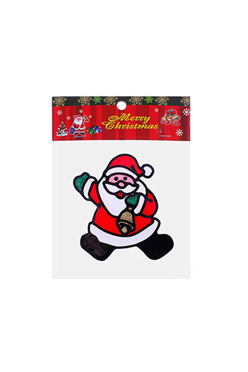 Noel Baba Sticker 1 Adet