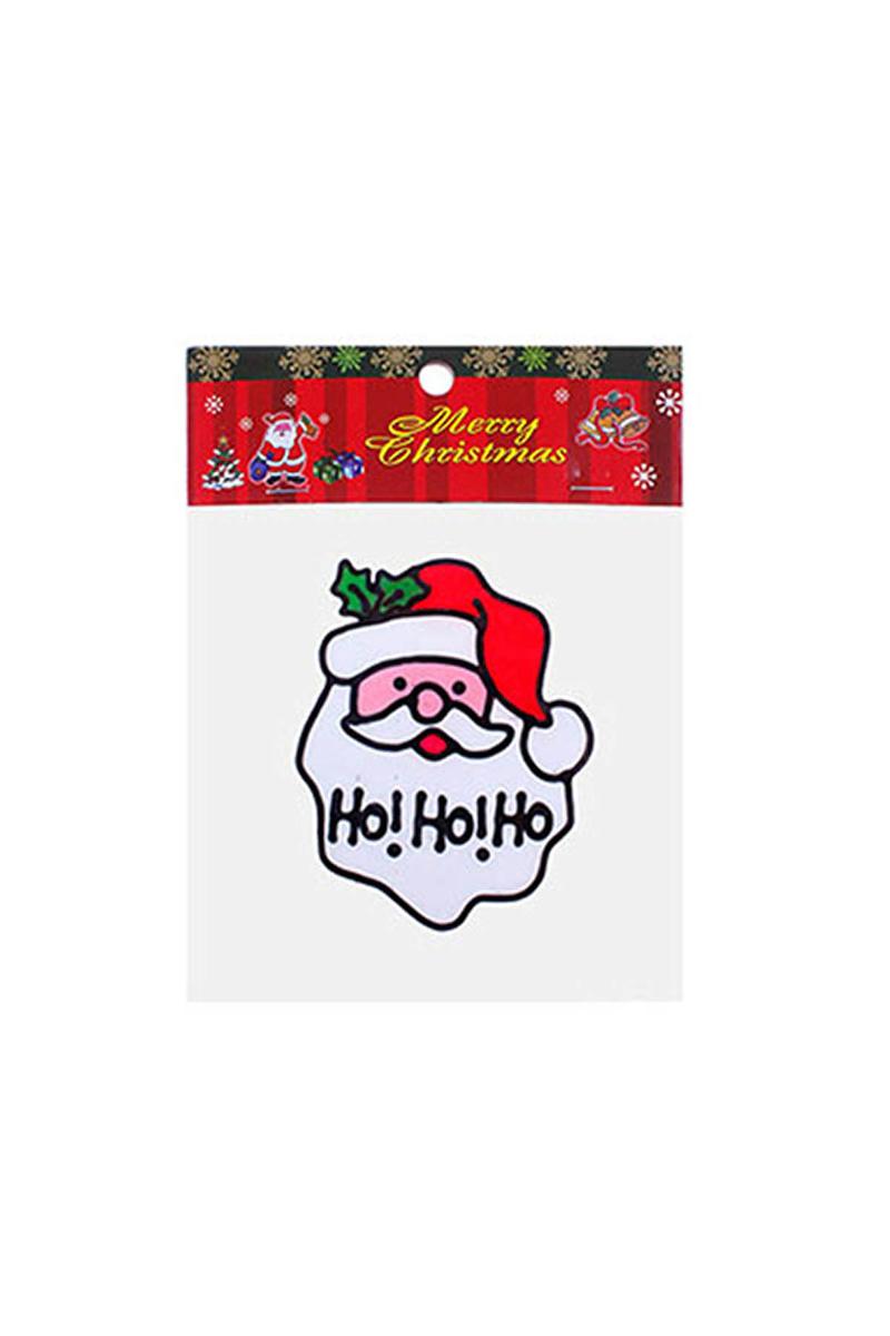 Noel Baba Sticker 1 Adet