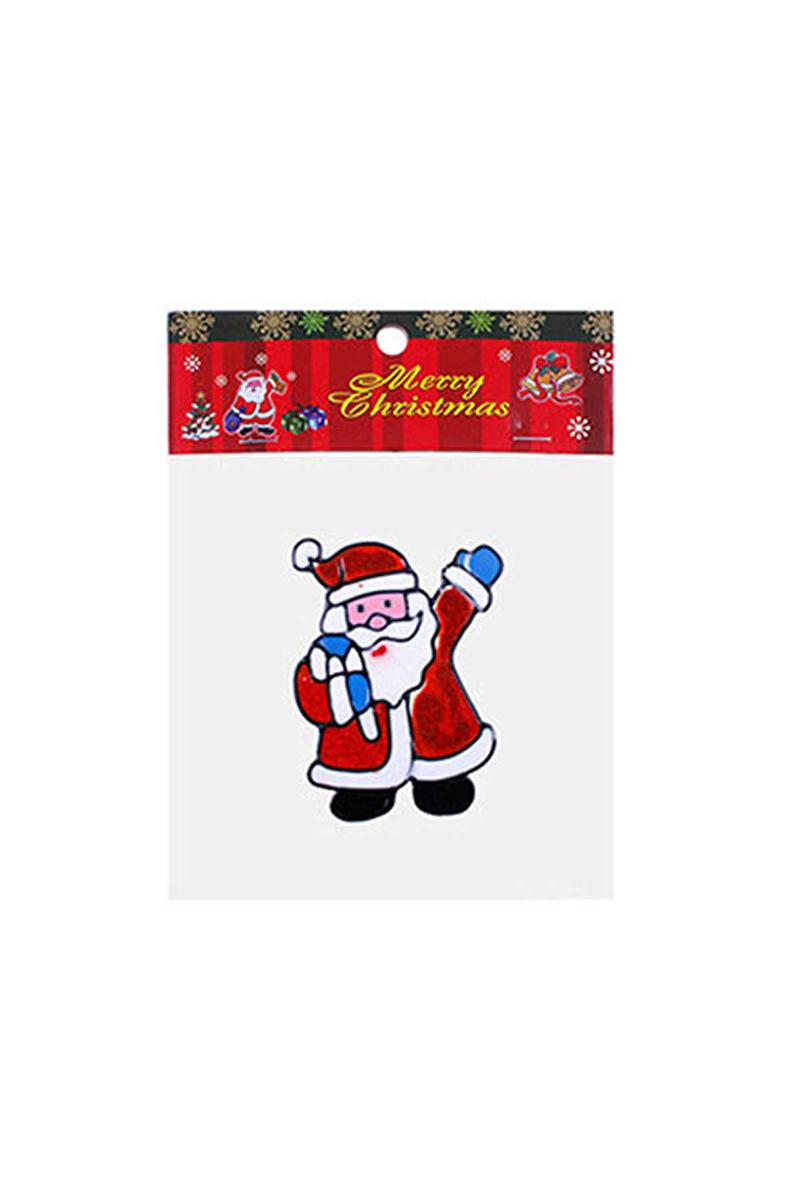 Noel Baba Sticker 1 Adet - Thumbnail