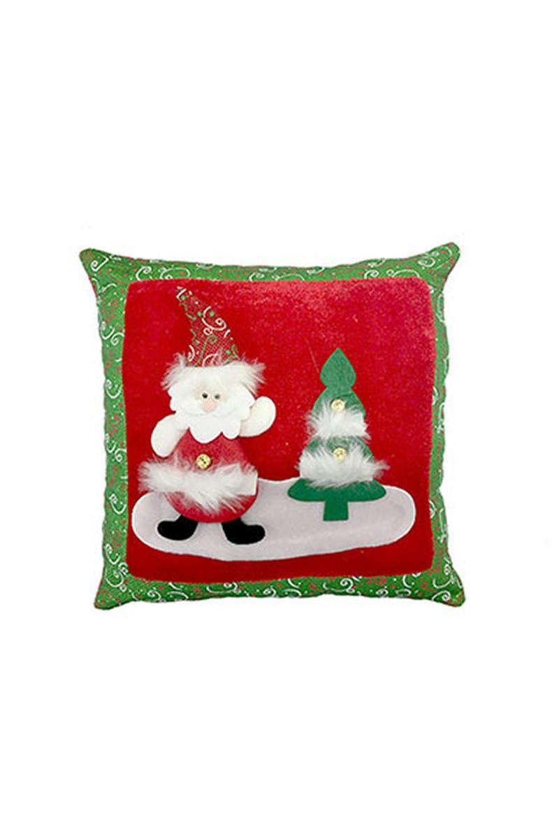 Noel Baba Yastık Yılbaşı Hediyesi 1 Adet