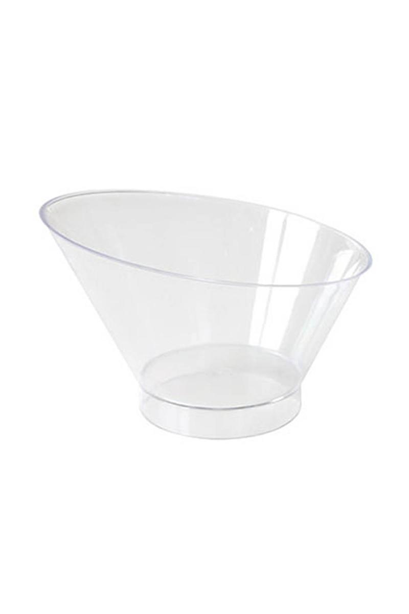 Plastik Kristal Oval Kase 220cc 15li