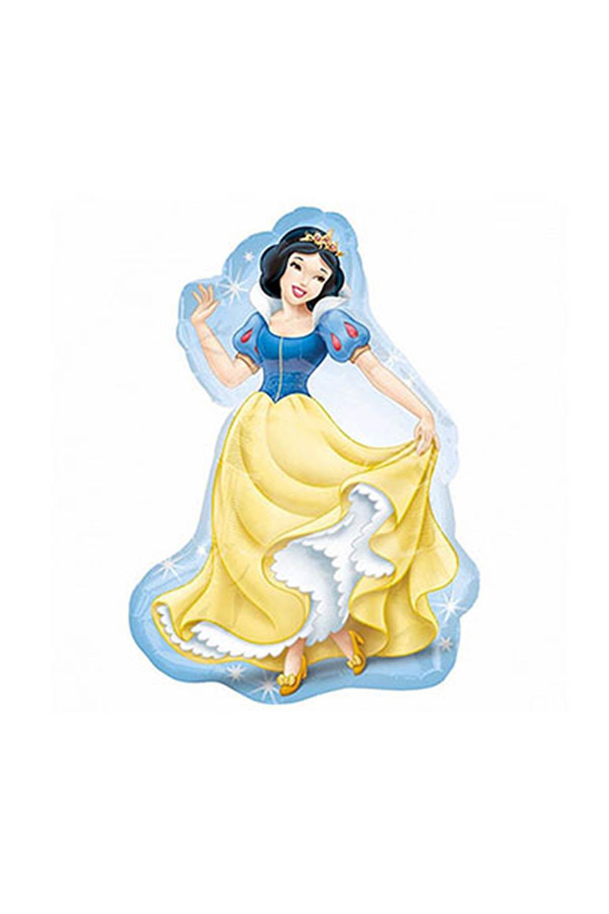 Pamuk Prenses SuperShape Folyo Balon