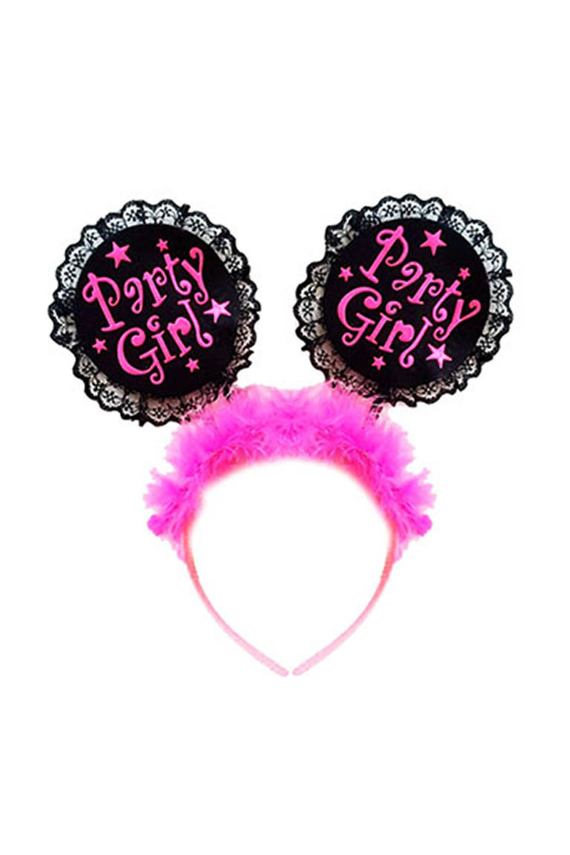 Party Girl Taç 1 Adet