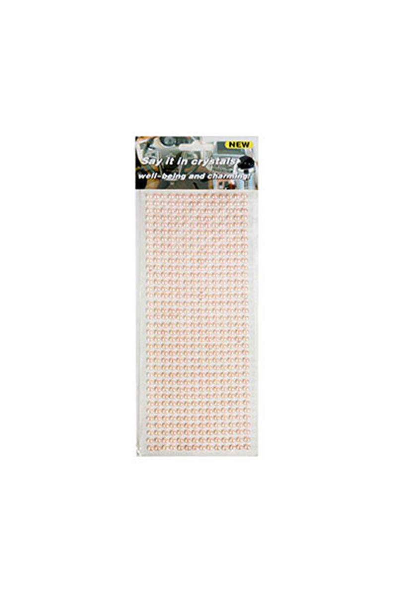 Pembe İnci Sticker 500lü