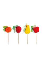 Petek Meyve Kürdan 12li - Thumbnail