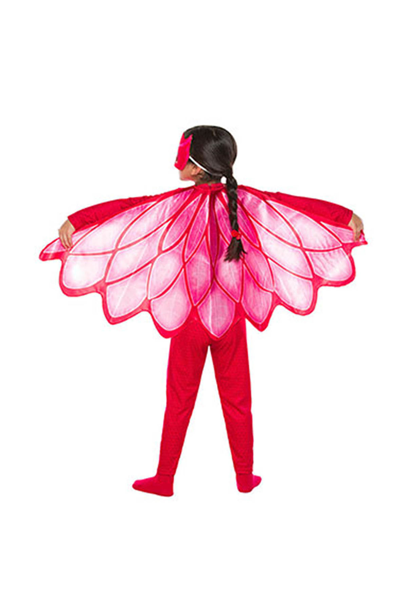 Pj Masks-PijaMaskeliler Baykuş Kız Kostüm 7-9 Yaş 1 Adet - Thumbnail