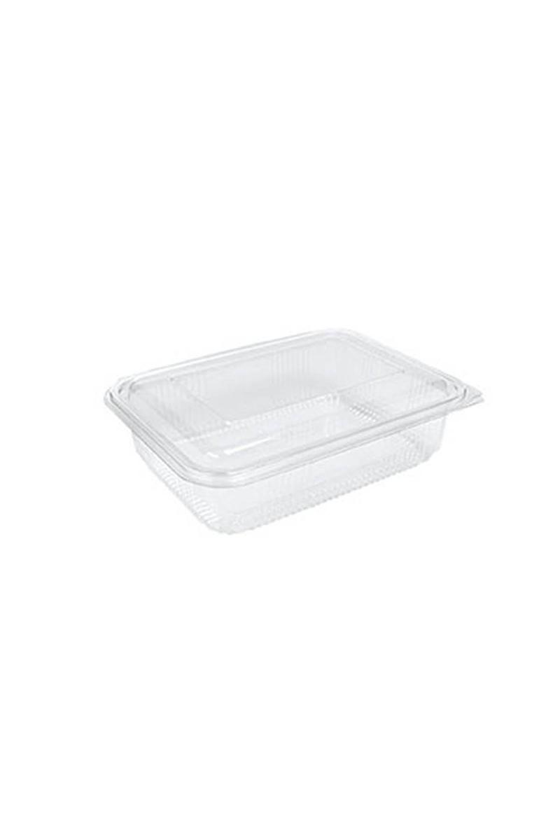 Plastik Sızdırmaz Kap 1500 gr 50li