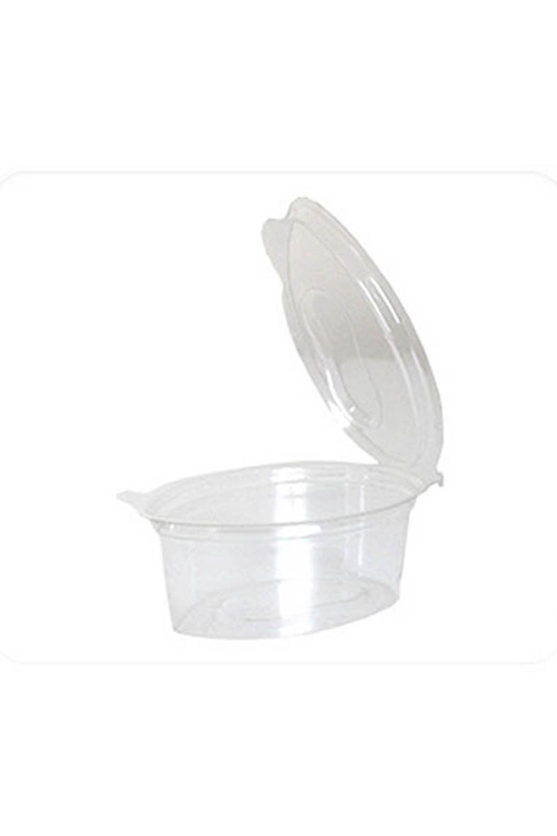 Plastik Sızdırmaz Sos Kabı 20cc 100lü