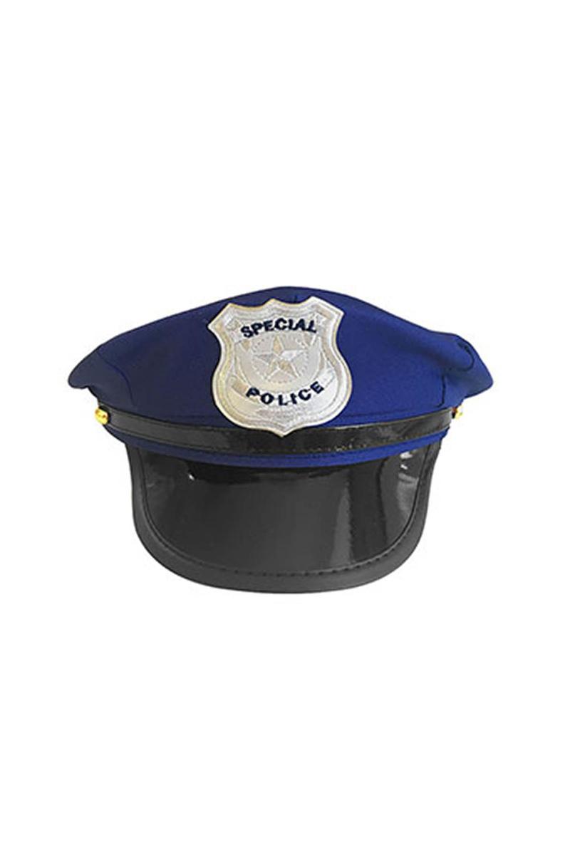Polis Şapkası Lacivert 1 Adet